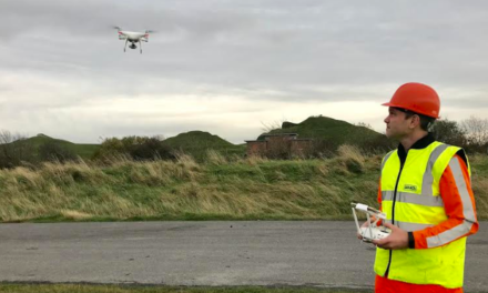 Drone Technology Enhancing Safety and Efficiency at North East Surface Mines