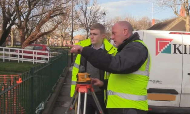 'Get Up and Go' for an apprenticeship