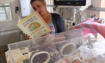 Thousands more children at James Cook University Hospital are set to receive the gift of reading