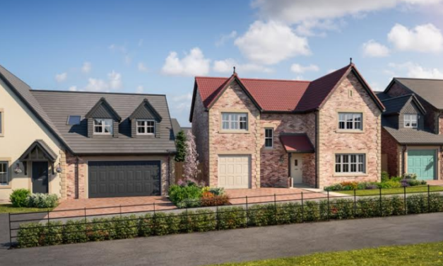 Story Homes releases street scenes for new 139-home Middlesbrough development