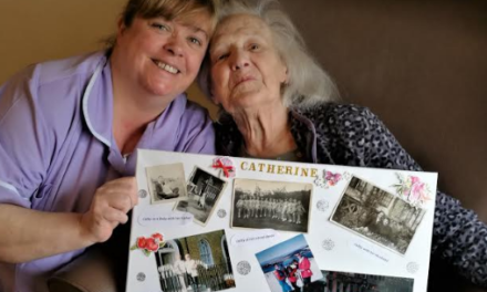 Memory boards mark Dignity Action Day in Newcastle