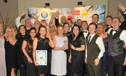 Winning Stars of Region's Contact Centre Industry Unveiled at Annual Awards