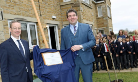 New era of junior boarding launched with formal opening of refurbished facilities