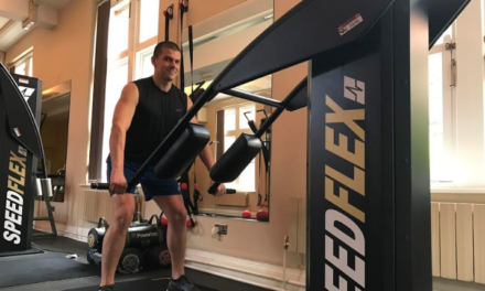 Train without the pain or strain with Speedflex