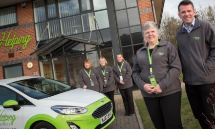 Expansion at Northumberland care organisation