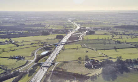 Second phase of A1 improvement to go live