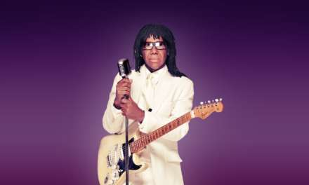 NILE RODGERS & CHIC  ANNOUNCE THE ULTIMATE DANCE PARTY FOR ALNWICK CASTLE