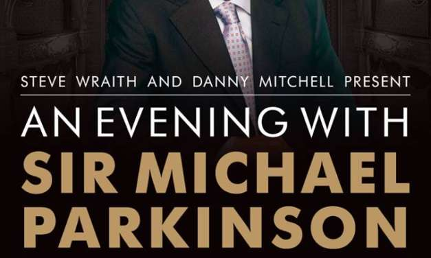 Competition – A pair of standard tickets to An Evening with Sir Michael Parkinson at the Tyne Theatre & Opera House on Friday 23 February