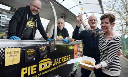 British Pie Week kicks off early at Teesside over 50s dance group
