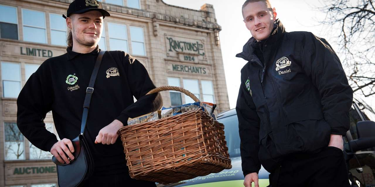 Brewing up a successful career with Ringtons – 110-year business looking for five new recruits