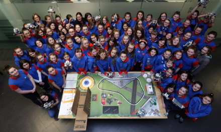 North East Girl Guides Do Their Best to Tackle the Gender Gap in STEM