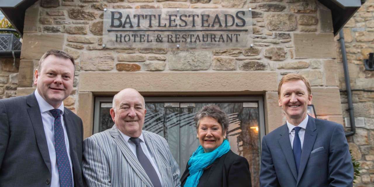 Funding boosts award-winning Northumberland hotel's expansion plans
