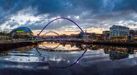 Tourism industry gathers in NewcastleGateshead to showcase destination Britain to the world