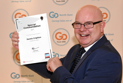 Go North East celebrates its star people