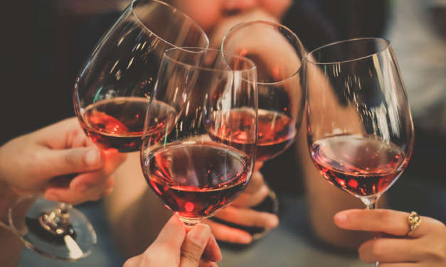 Wine challenge for charity