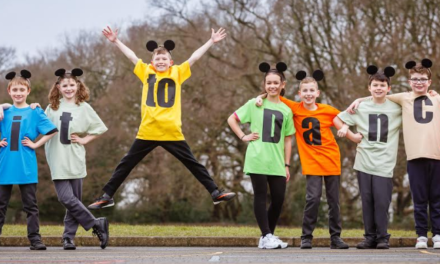 Disney On Ice supports Gateshead Schools Dance Festival