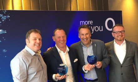 Cellular Solutions receives prestigious industry awards from O2