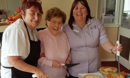 Pelton residents pick their perfect National Pie Week treats