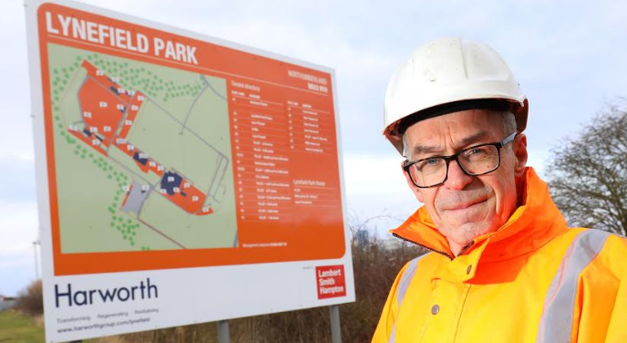 Harworth Group plans next stage of multi-million development for former Northumberland Alcan site