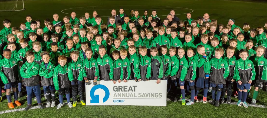 Wallsend Boys Club partners with business to boost imminent development