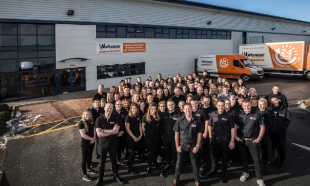 Workwear Express announces major £3.5m investment