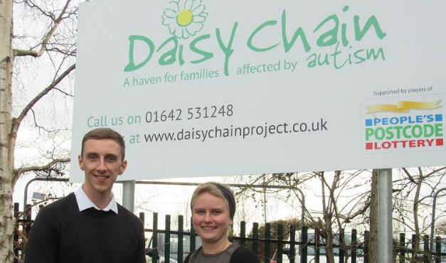 Better health at work bronze award for Daisy Chain