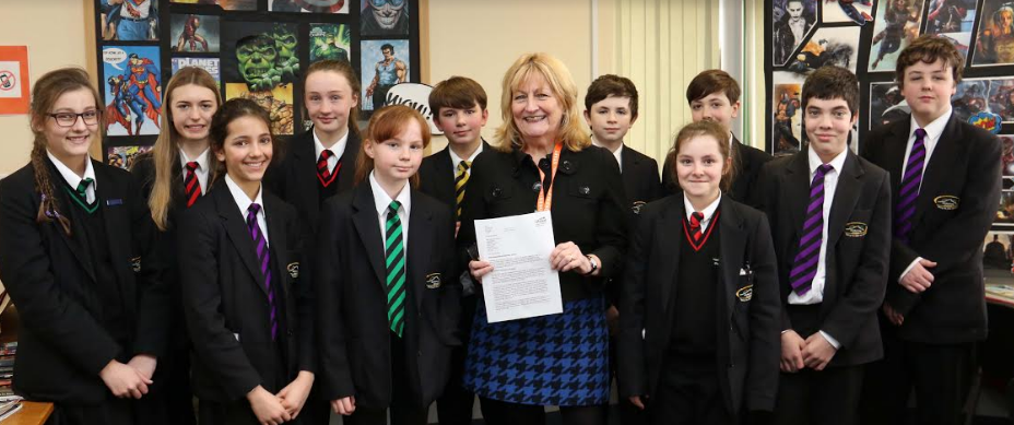 Yorkshire school celebrates after inspectors confirm its en route to outstanding