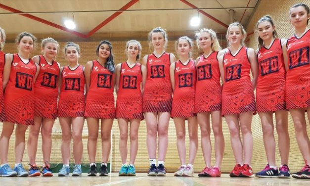 Village school to compete on national netball stage