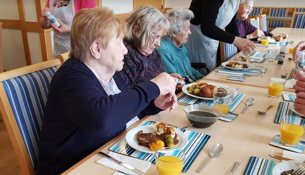 Quality on the menu at Butterwick Hospice