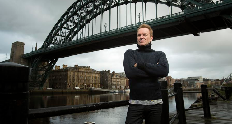 Fans invited to see Sting and a galaxy of stars on Tyneside