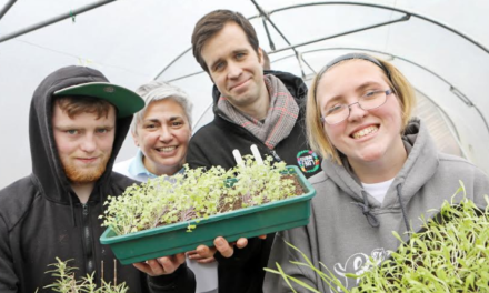 Funding success helps Ouseburn Farm Charity to keep on growing