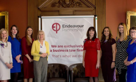Teesside businesswomen team up to raise funds for breast cancer charity