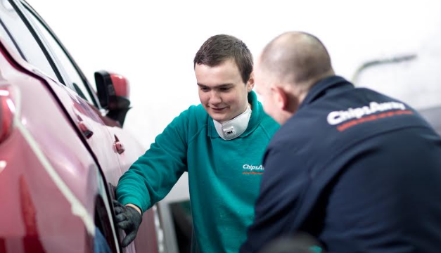 Automotive student accelerates to World Skills finals