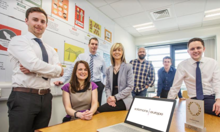 Solomons helps aspiring quantity surveyors with apprenticeships