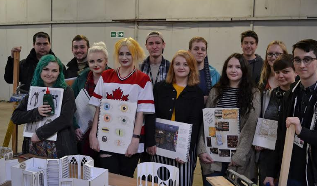 Design Students Reach for the Stars to Unveil New Celestial Studio Set