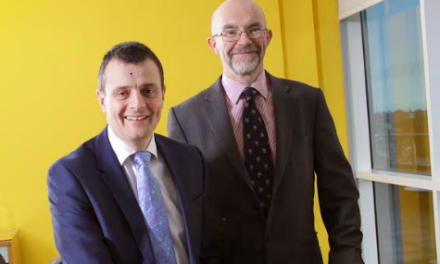 Lead Role for Rob Langley at Muckle LLP
