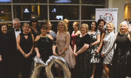 Charity Ball Raises over £20K for North East Cancer Charity FACT