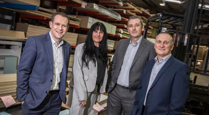 North East Sheets & Panels set to grow as investment backs MBO