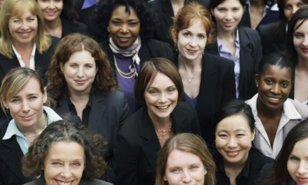 Female property role models must become more visible & barriers to leadership must be broken, says RICS