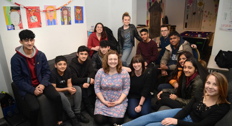 Newcastle West End Charity Extending Well-Being Work for Local Young People