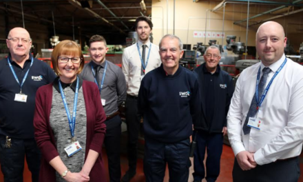 Training firm expands team as 50th anniversary gives new momentum