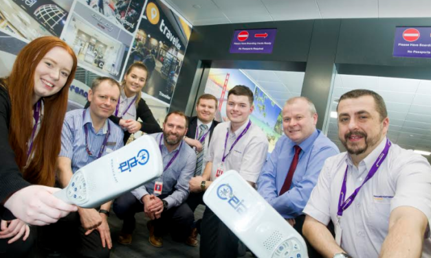 Funded training scheme lands at Newcastle Airport