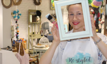 Upcycle your craft skills at Re-styled by St Oswald's Hospice