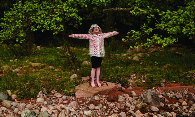 Out of this world springtime fun at Northumberland National Park