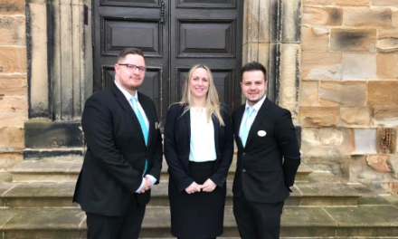 A trio of new appointments at Lumley Castle
