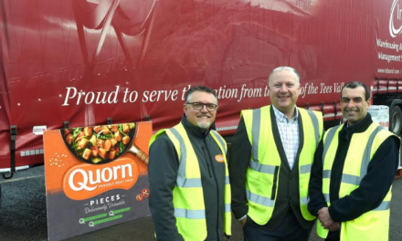InBond secures £1.25m Quorn deal