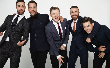 The Overtones bring their Summer Special Tour 2018 to Tyne Theatre & Opera House