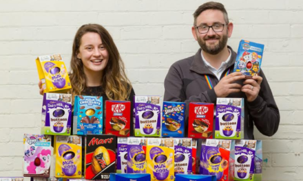 Gentoo help give those less fortunate a 'cracking' Easter.