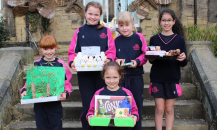 North East Chocolatier Sponsors Annual School Easter Competition with Cracking Prizes