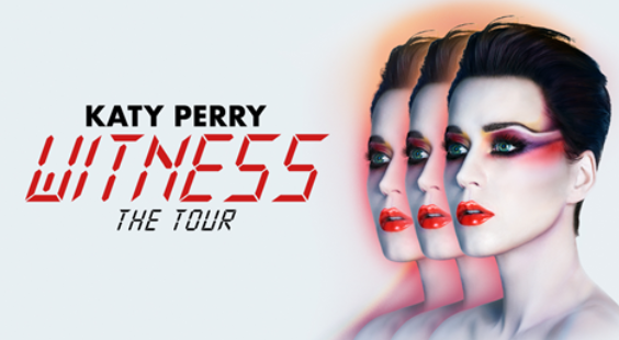 Katy Perry Announces Opening Act for UK Arena Tour